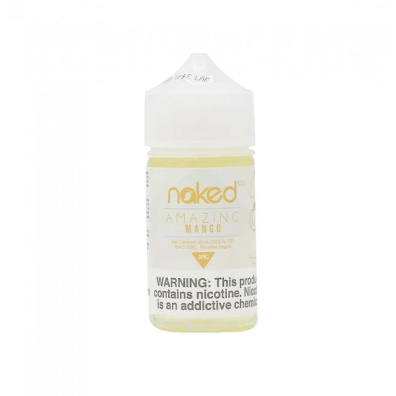 Naked 100 Mango E-juice 60ml -  U.S.A. Warehouse (...