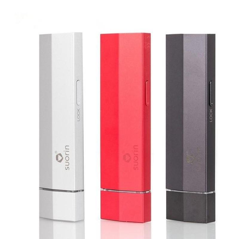 Suorin Edge Ultra Portable Pod Kit with 2 Batterie...