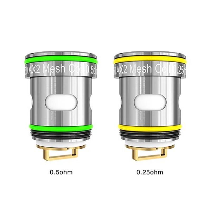 Freemax Autopod50 Replacement AX2 Mesh Coil (5pcs-...