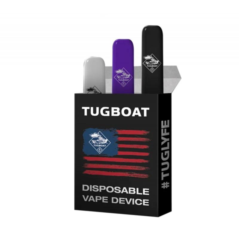 Tugboat Vape Disposable Pod Device 3pcs/Pack