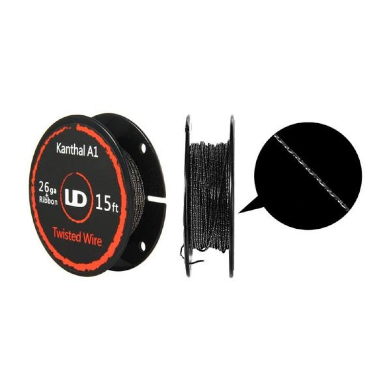 UD Kanthal A1 Twisted Wire