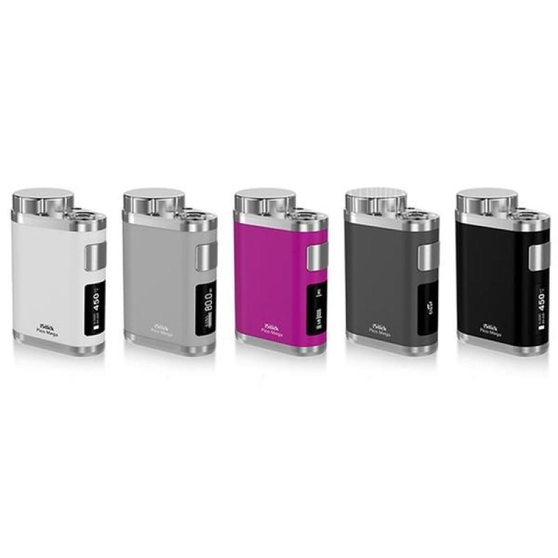 Eleaf iStick Pico Mega 80W Battery Mod with 18650-...