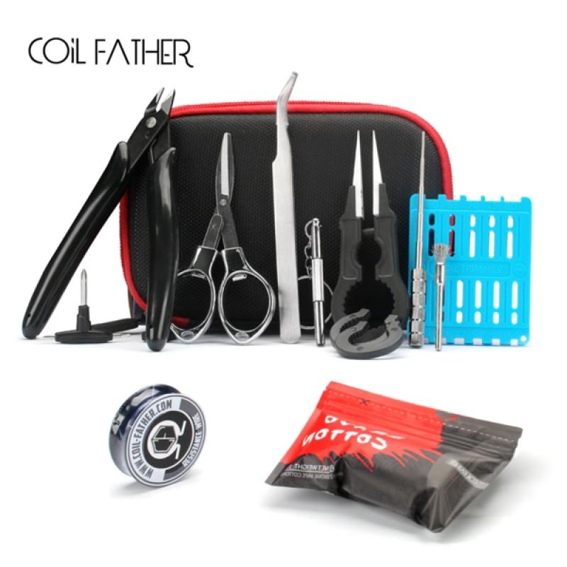Coil Father X9 Vape Tool Kit