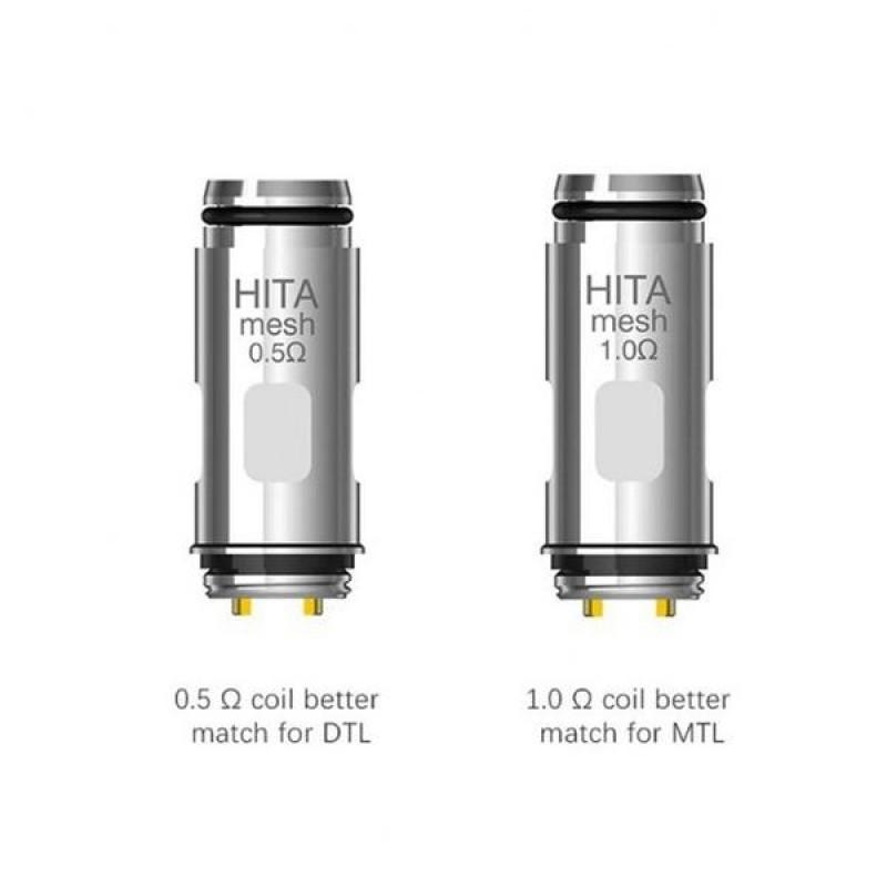 Asvape Hita Replacement Mesh Coils 5pcs-pack