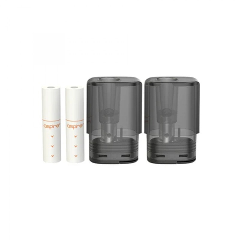 Aspire Vilter Replacement Pod 2pc/pack