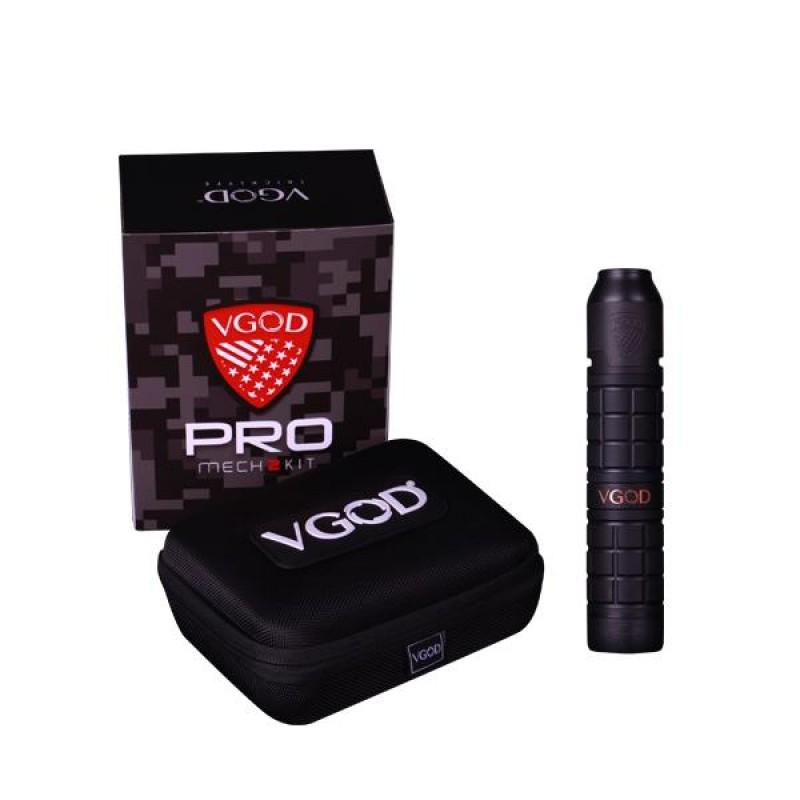 VGOD Pro Mech Series 2 Kit With VGOD Elite RDA