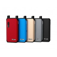 iCub 2 E-cigarette Card Starter Kit 1.5ml & 45...