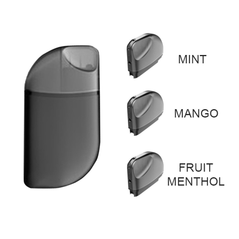 ALD Amaze Mango Vape Pod System Starter Kit 380mAh&2ML