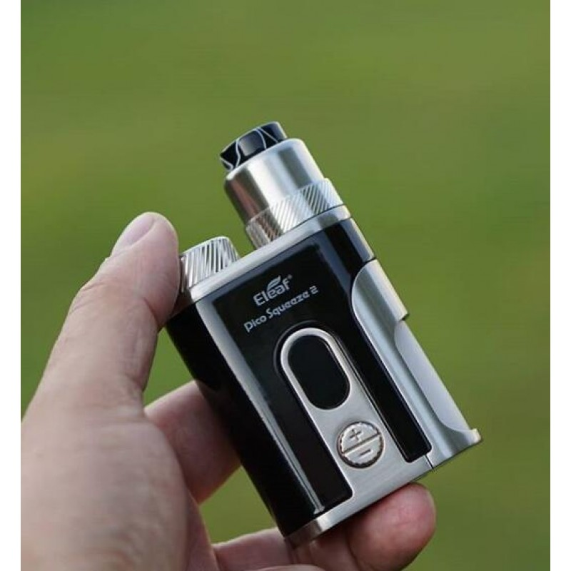Eleaf Pico Squeeze 2 100W Squonk Kit with 21700 Battery