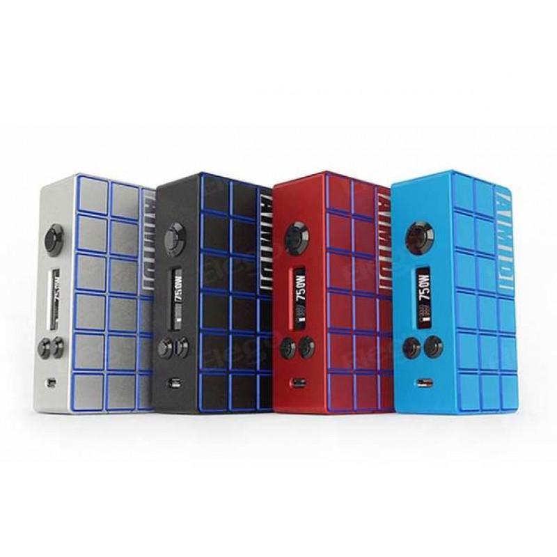 AIMIDI Cube Mini DNA 75W TC Box Mod Battery