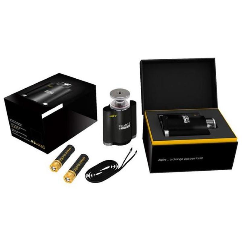 Aspire Proteus Hookah kit with 2x18650 Battery 2600mAh