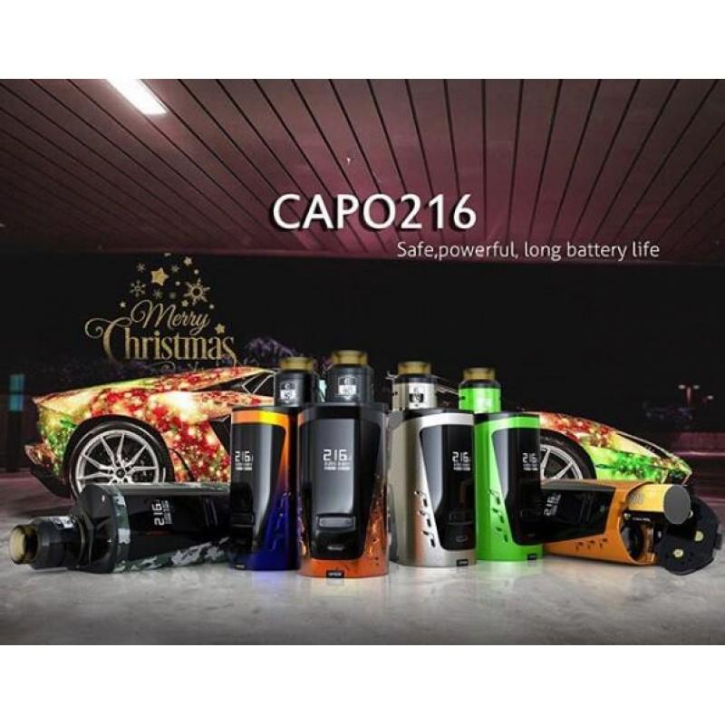 IJOY CAPO216 Squonk Kit with Combo SRDA 10ML