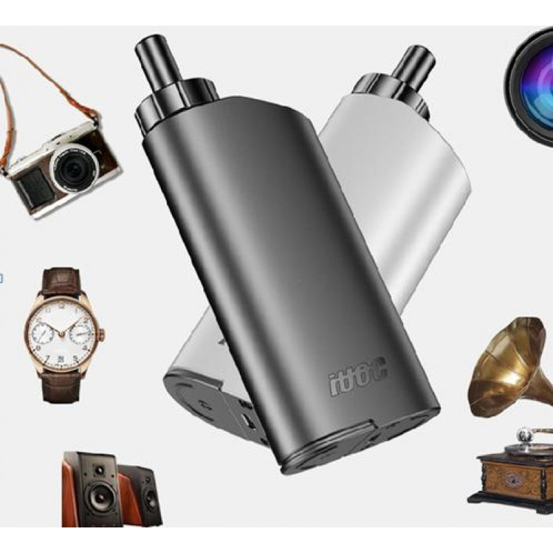 IUOC Heating Device For Common Cigarette Kit 2900mAh