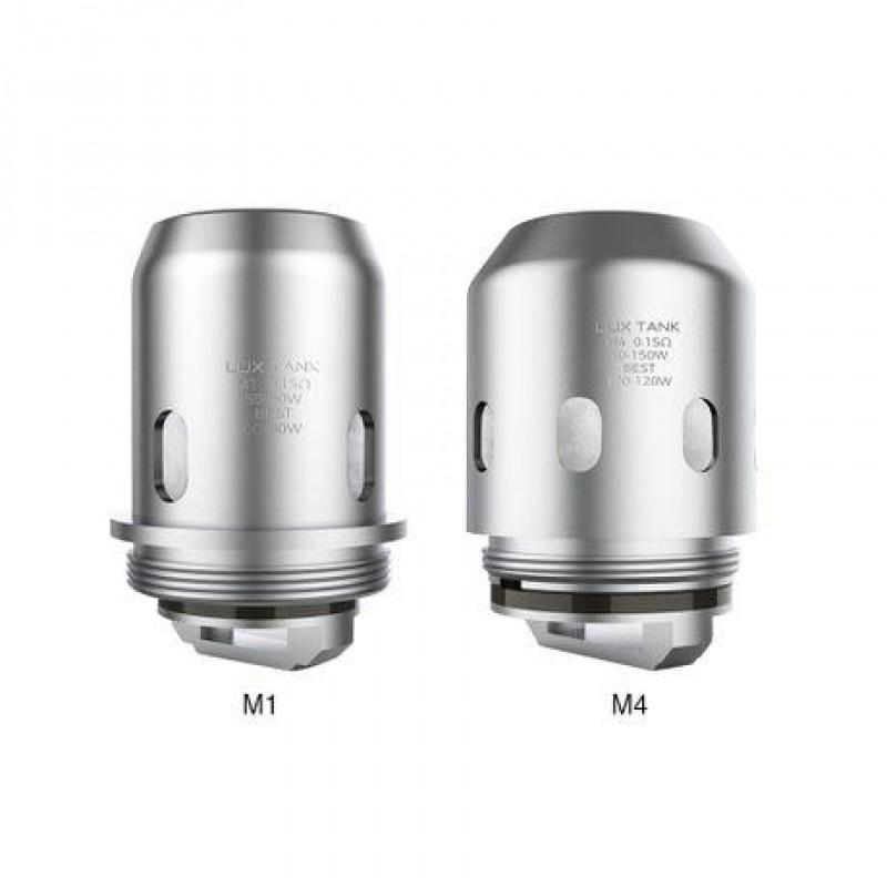 Coilart Lux Tank Mesh Coil - 3Pcs-Pack