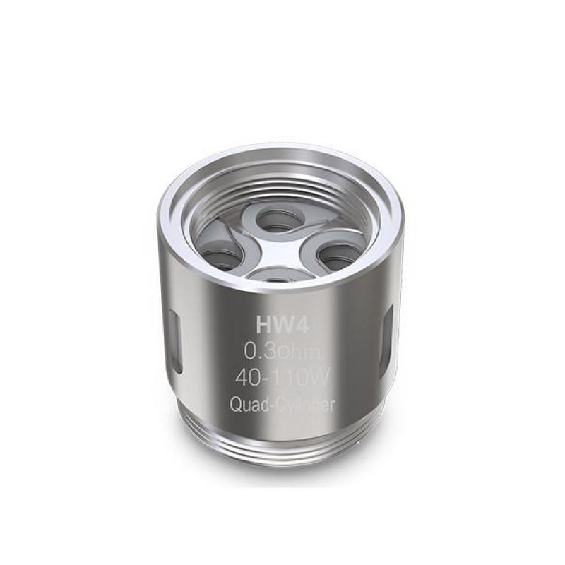5PCS-PACK Eleaf ELLO HW4 Quad-Cylinder coil Head 0...