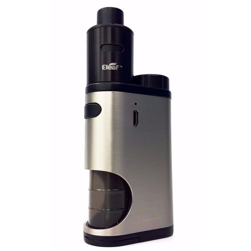 Eleaf Pico Squeeze 2 100W with Coral RDA 6.5ML Starter Kit