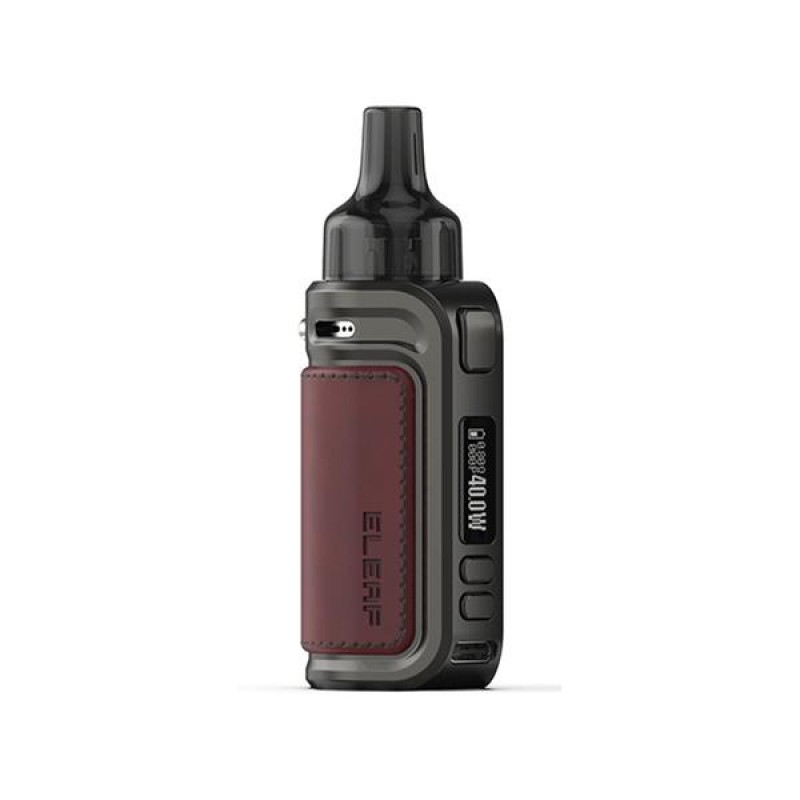 Eleaf iSolo Air Kit 40W with GTL Mini Pod Cartridge 1500mAh