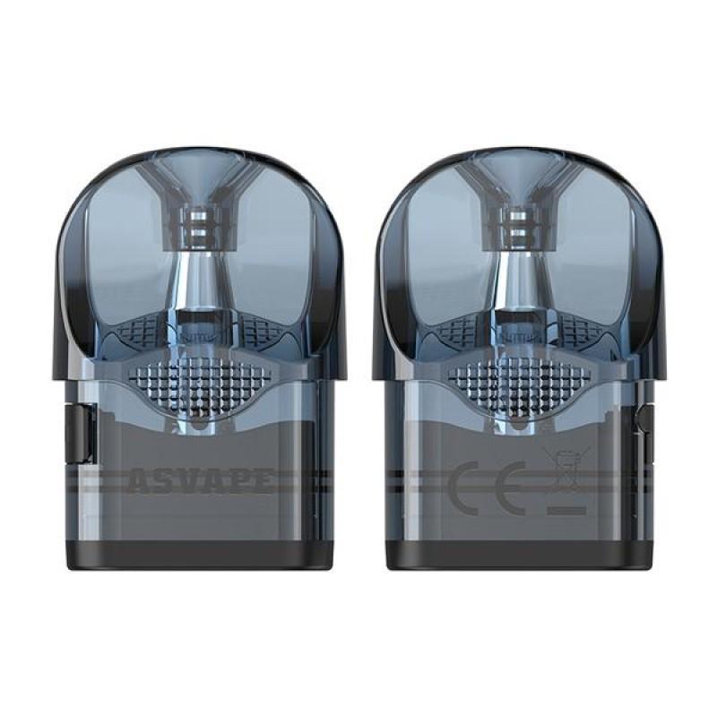 Asvape Vulcan Plus Replacement Pod Cartridge 3ml (...